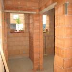 WC und Wirtschaftsraum
