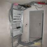 Keller: Zentraler Technikschrank